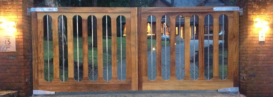 Domestic & Industrial Sliding Gates